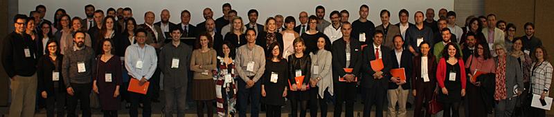 Participantes del VII Workshop EECN (fuente: Construible.es)