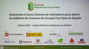 Cartel anunciador del workshop EECN.