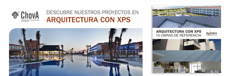 Arquitectura con XPS - Chova