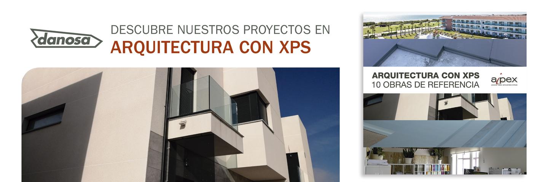 Arquitectura con XPS - Danosa