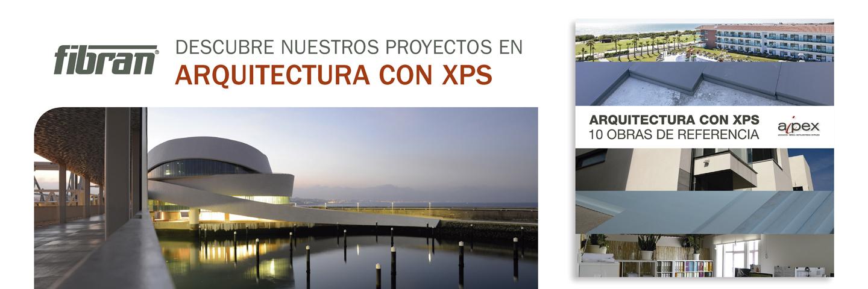 Arquitectura con XPS - Fibran