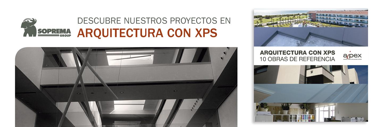Arquitectura con XPS - Soprema