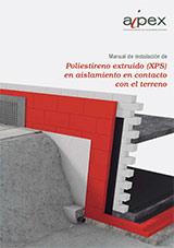 Poliestireno extruido (XPS) en aislamiento en contacto con el terreno